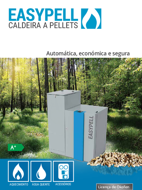 Folleto Caldeira Easypell