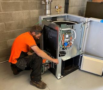 Easypell Pellet Boiler Installation Christchurch NZ